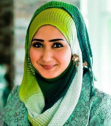 Model 4. Trend Hijab Modern Terbaru 2016 image