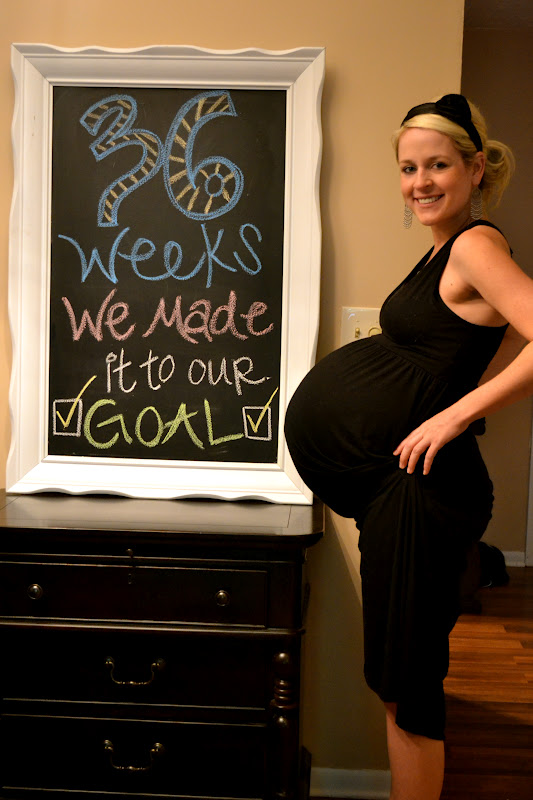 In this JOYFUL life: 36 Weeks