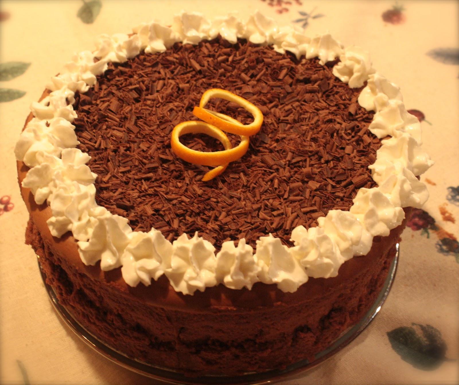 Triple Chocolate Orange Cheesecake | Kallari:The Cacao Journey