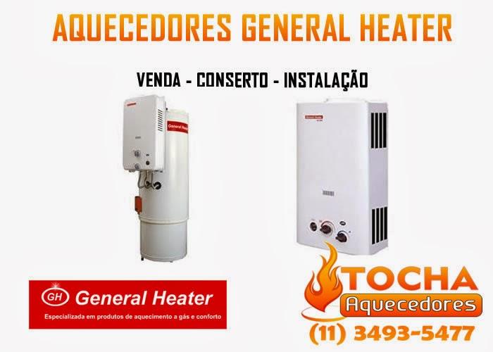 Aquecedores General Heater