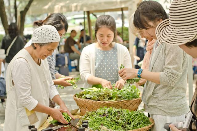 Prefeito coreano incentiva o consumo de produtos locais