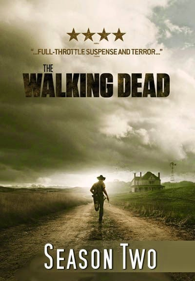 The Walking Dead: The Complete Second Season (2011) Bluray