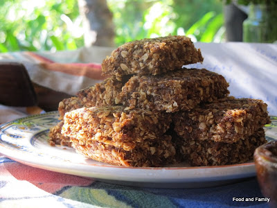 Vegan crunchies