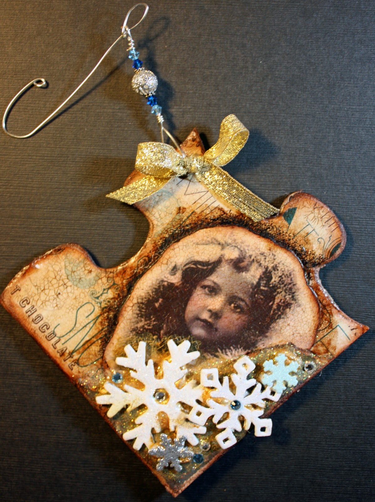 Christmas Decorations Crossword : The art of up cycling decorations for christmas ideas