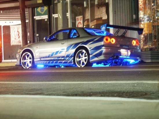 Nissan Fast Car Gtr Nissan Skyline Gtr 2 Fast 2