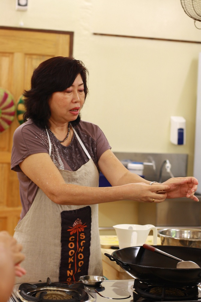 pearly kee penang cooking instructor