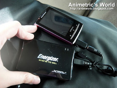 Energizer Energi To Go XP1000 Portable Charger