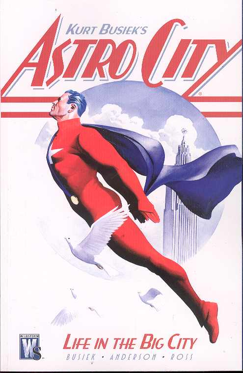 Review: Astro City Volume 1 Life in the Big City