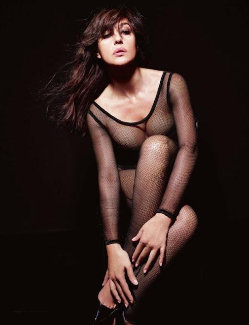Monica Bellucci Hot Photoshoot Lui Magazine November 2015,Monica Bellucci Hot HD Photos Lui Magazine November 2015.