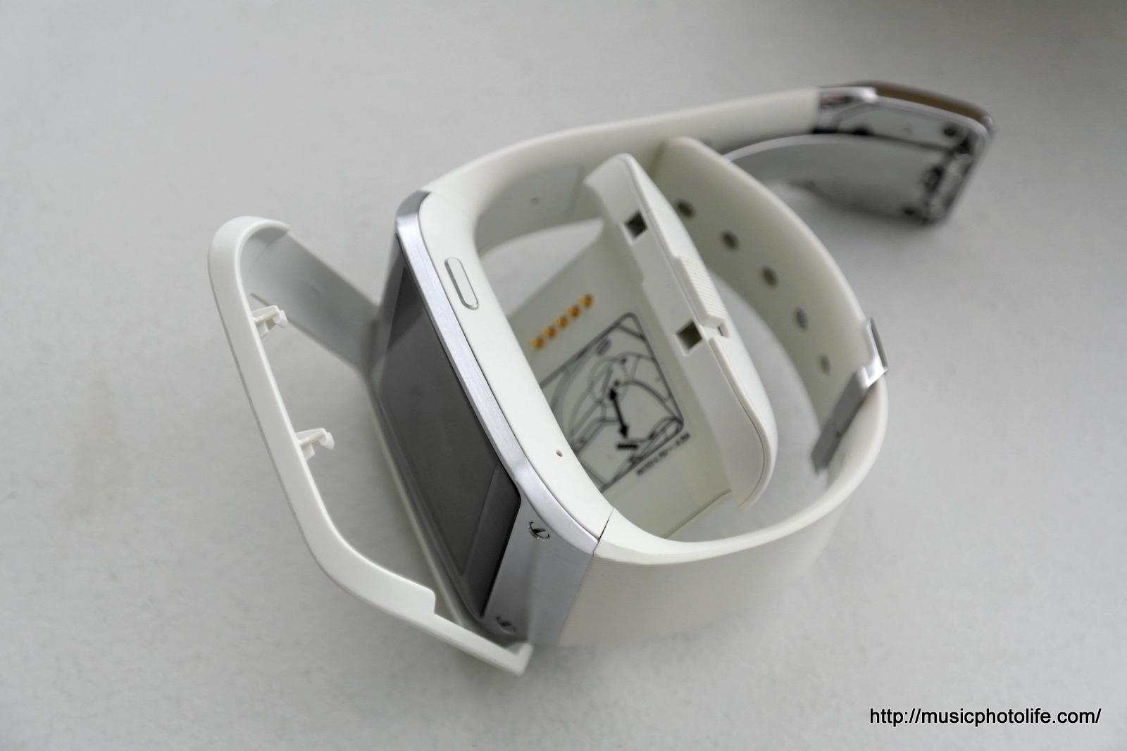 Samsung Galaxy Gear Sm V700 User Review
