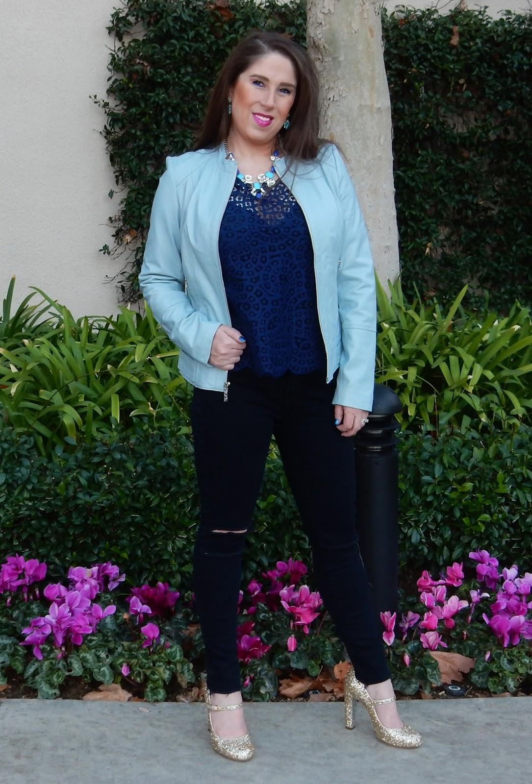 Marisa Stewart High Heeled Brunette Neiman Marcus brand Fashion and Style.
