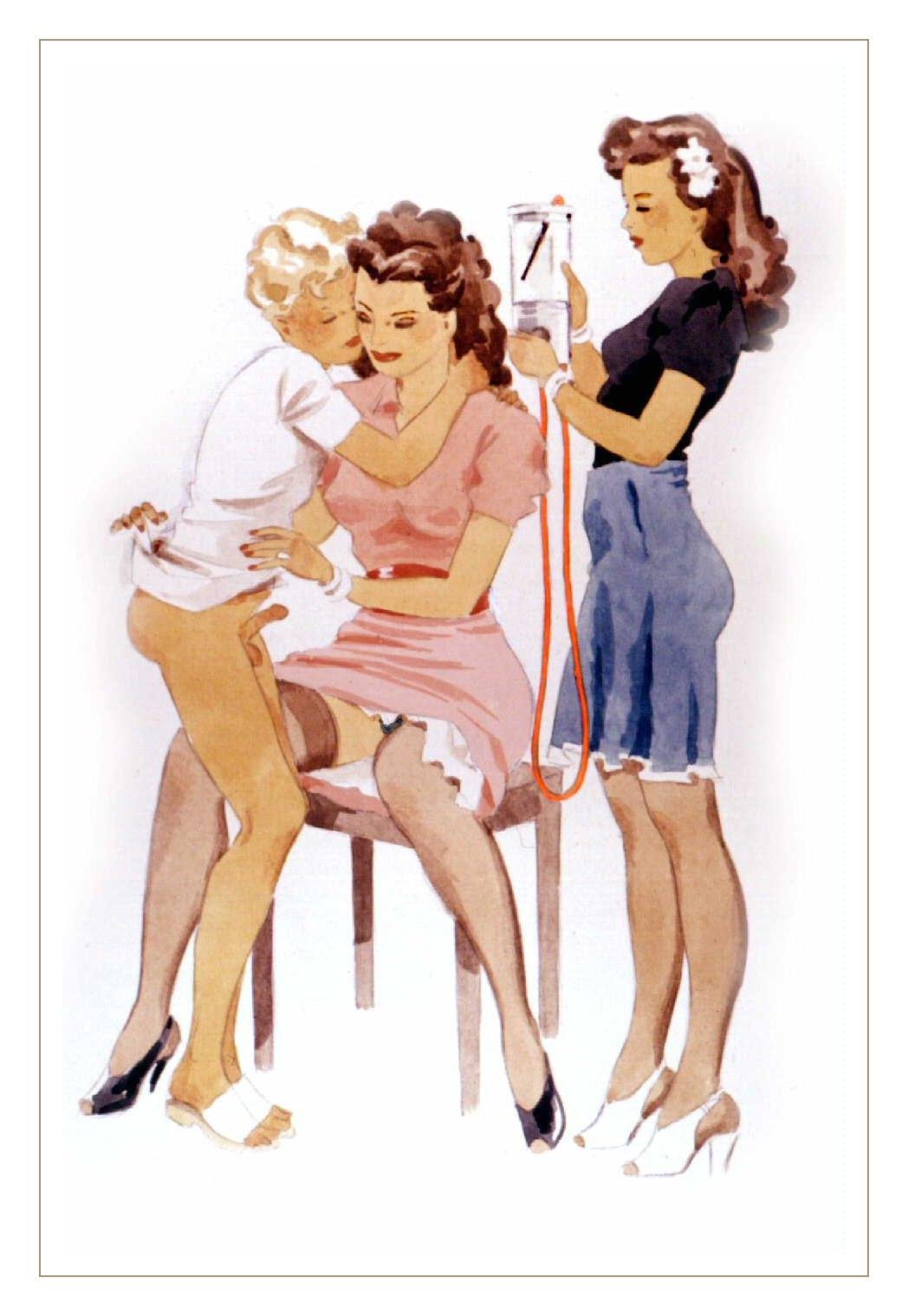 Сисси бой эротические рисунки 91
