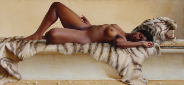 D.W.C. Figurative - Artist Paul S Brown
