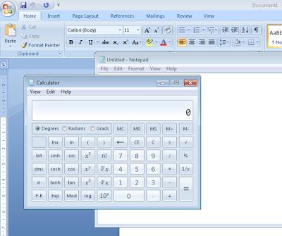 Cara Simpel Membuat Screenshot di Komputer Windows 7, 8, dan 10