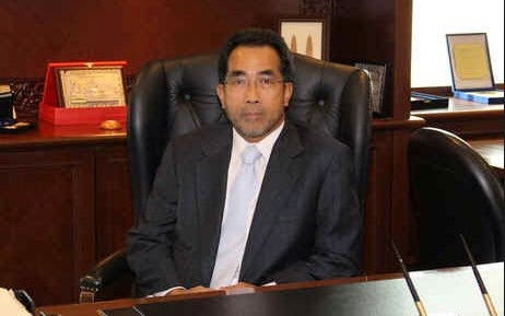 Jamaluddin Jarjis Mantan Menteri Malaysia