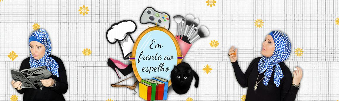 EM FRENTE AO ESPELHO