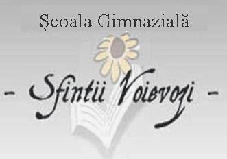 "Scoala Gimnaziala ""Sfintii Voievozi"""
