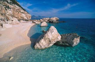 итальянский пляж Форнилло