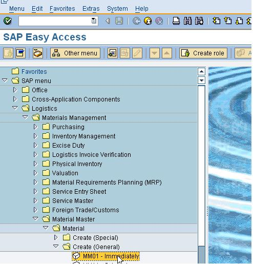 Material Master Data in SAP MM  SAP MM Tutorials