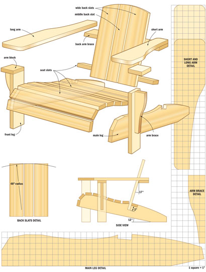 Adirondack Chair Cushions Teak Adirondack Chairs