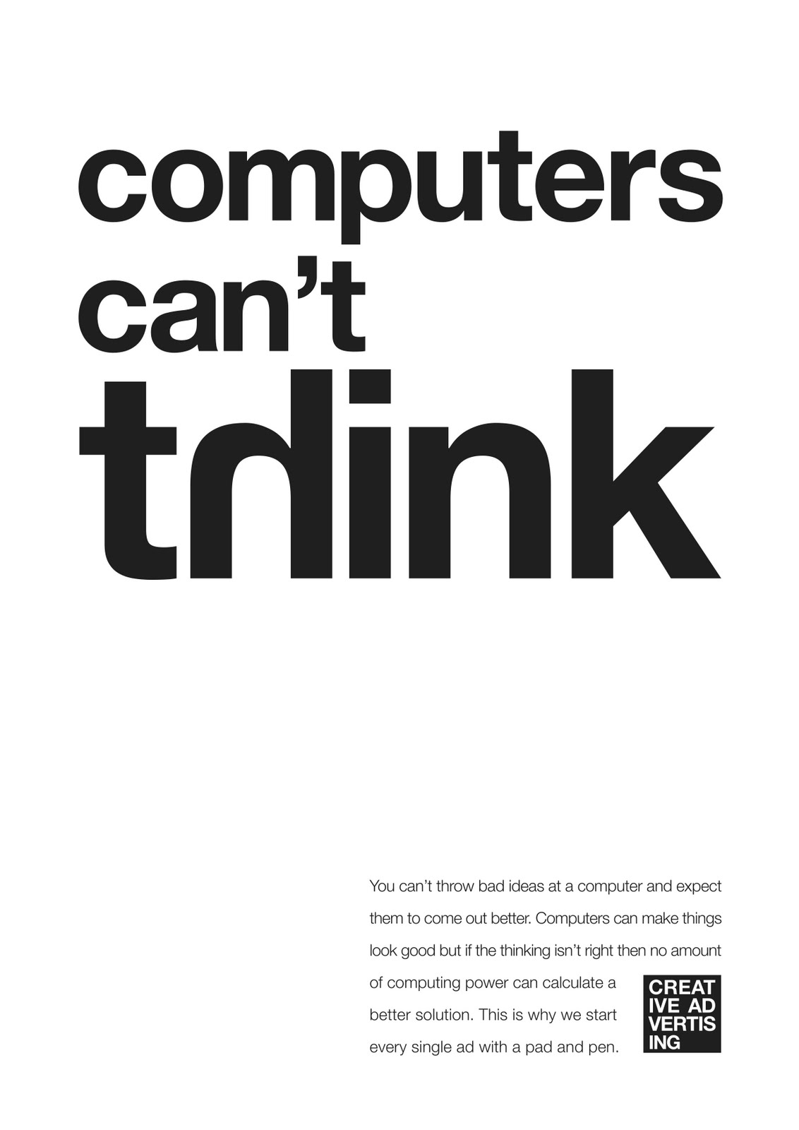 can computer think essay Category: essays research papers title: can computer think.