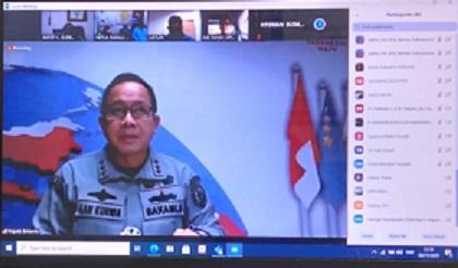 Undangan Rapat Koordinasi dan Silaturahmi Masyarakat Maritim Indonesia