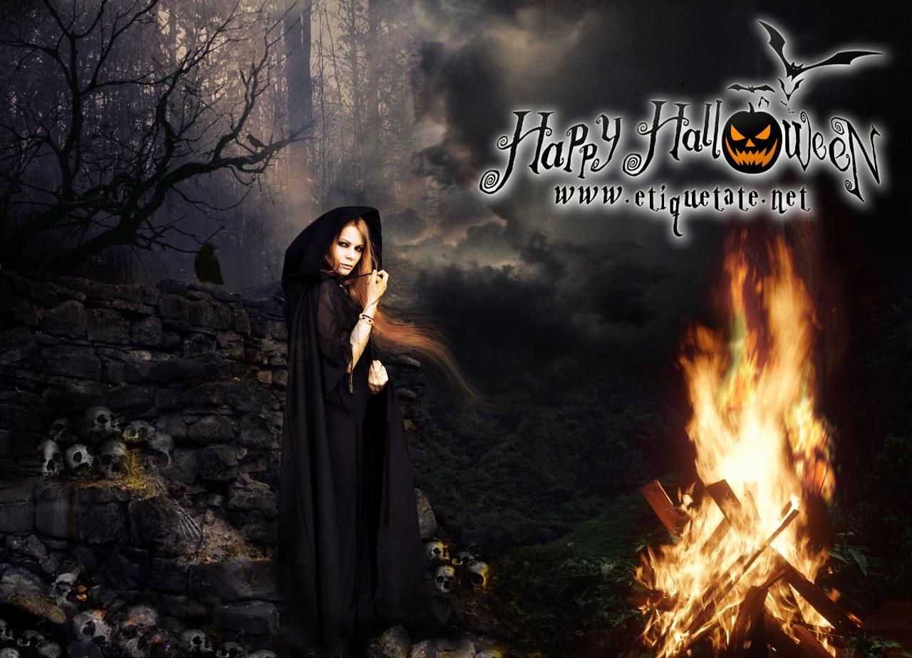 Brujas para Halloween 2012 - 2013