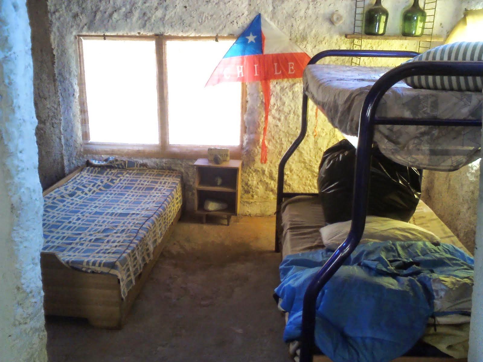 Refugio Ecologico, Hasta 6 personas,
