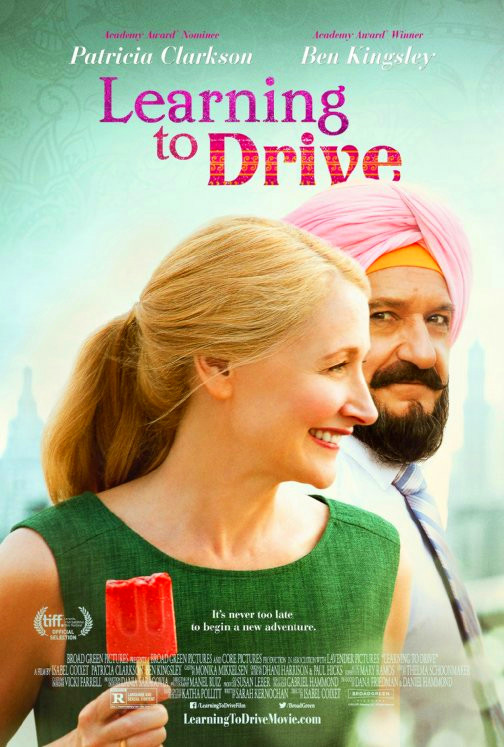 Sinopsis Film Learning to Drive (Ben Kingsley, Patricia Clarkson)