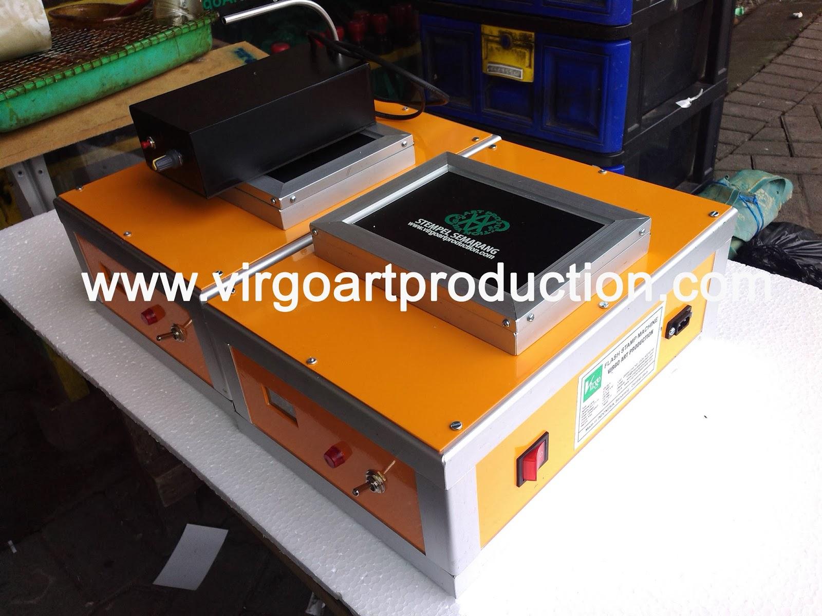 mesin stempel flash virgo warna stempel murah berkualitas