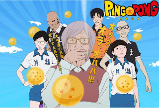 Ping Pong The Animation Subtitle Indonesia [Tamat]