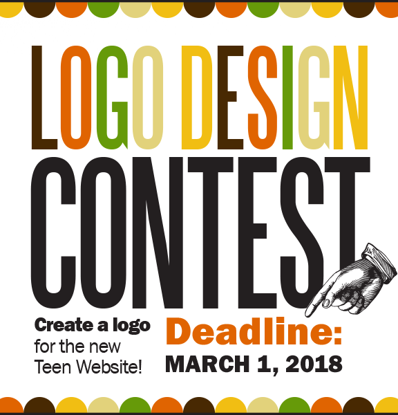 """Teens at the Library"" Logo Design Contest"
