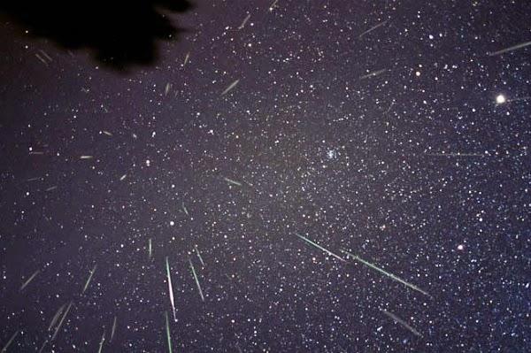 Hujan Meteor Ophiuchid Mencapai Puncaknya 20 Juni 2014