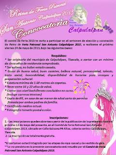 Feria del maguey y la barbacoa 2013