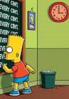 Simpsons  EScola 7