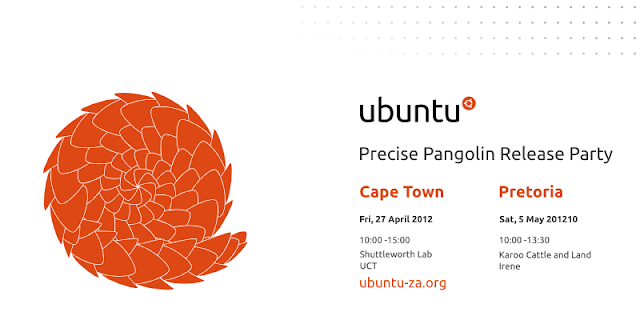 http://ubuntu-za.org/news/2012/04/19/precise-pangolin-release-parties