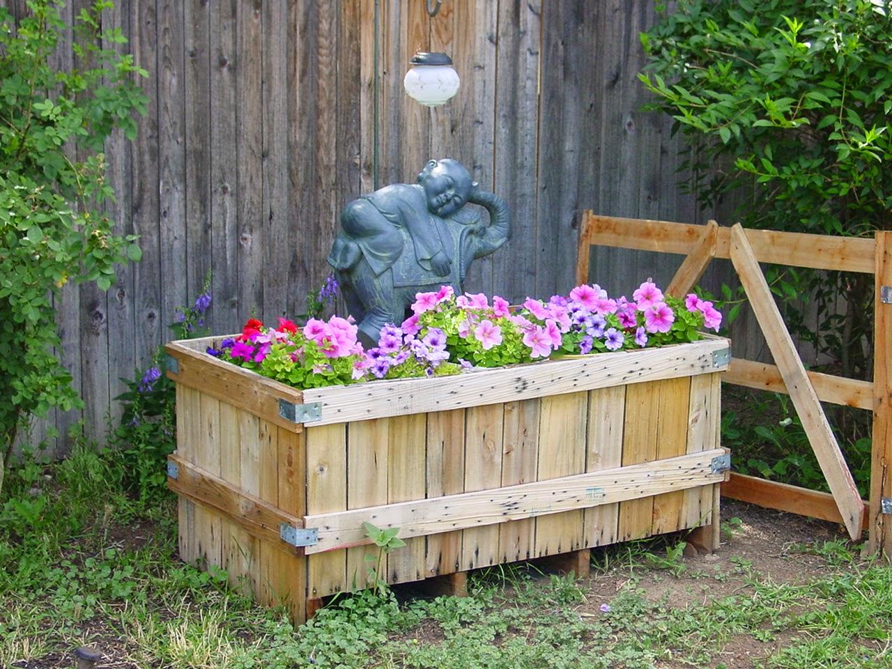 solar Buddha installation