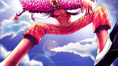 Donquixote Doflamingo One Piece a630
