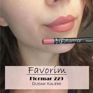 Flormar-Dudak-Kalemi-No-229