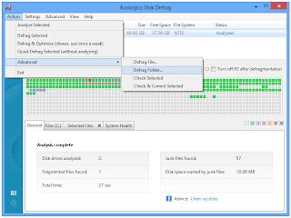 Auslogics Disk Defrag 4.4.2.0