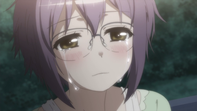 Nagato Yuki-chan no Shoushitsu Episode 13 Subtitle Indonesia