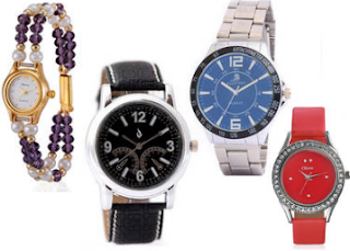 Watches Extra UPTO 80% Cashback