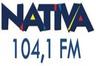 ouvir a Rádio Nativa FM Frequência: 104,1 MHz Cidade: Brasília DF