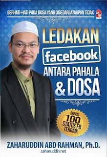 Ledakan Facebook Antara Pahala & Dosa
