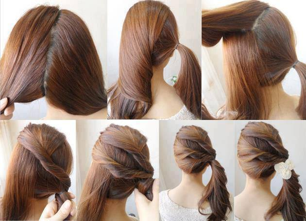 ... Would you like to make different and awesome hair style? ~ Study Point