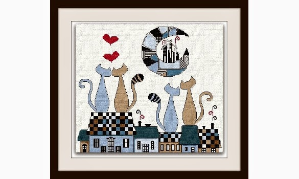 Cross stitch charts and other goodies...
