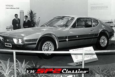 Protótipo VW SP2a