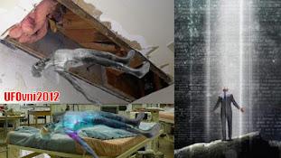TELEPORTATION SPONTANEE ? PATIENT MANQUANT TROUVE MORT DANS LE PLAFOND DE L'HOPITAL