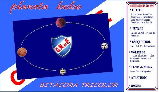 <center>PLANETA   BOLSO</center>