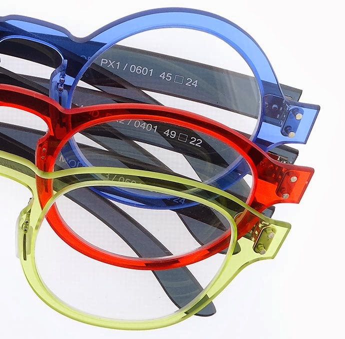 P3 panto glasses by Pierre Cariven
